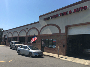 High Tech Tire & Auto | 919-309-9987 | 4647 Hillsborough Rd, Durham NC 27705